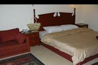 Hotel Aladdin Beach - pokój odslona1/ lózko