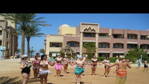 nauka tanca brzucha