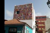 Puerto de la Cruz - Dom w ubranku;)