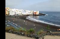 Puerto de la Cruz - Czarna plaża