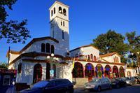 Platamonas - kościół przy porcie