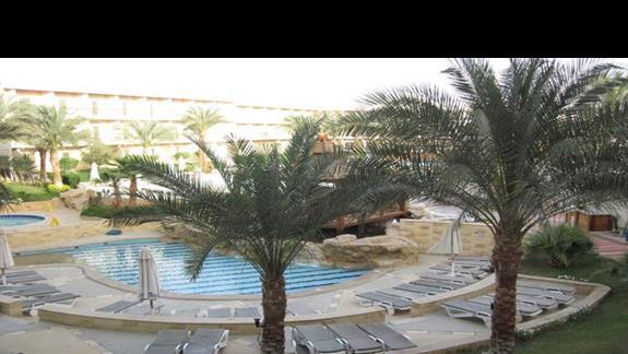 basen w nowej cześci hotelu