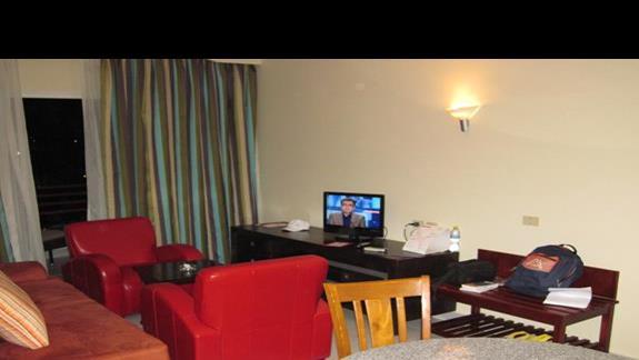 salon w naszym apartamencie