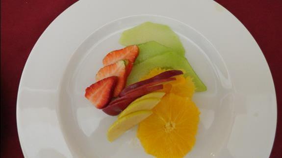 Porcja owoców na cały dzień