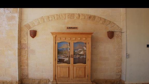 Biblioteka z czasów Ramzesa