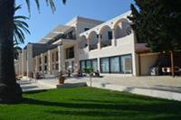 Hotel Roda Beach Resort & SPA - główny budynek (spa, recepcja, stołówka, bar, sklepy itp.)