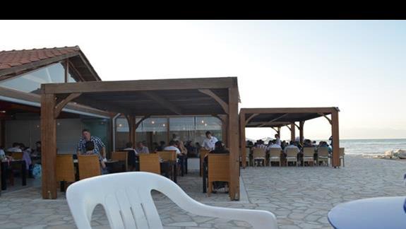 restauracje na plaży (Chińska, Grecka, Włoska)
