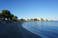 Es Canar - Plaża