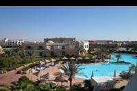 Hotel Three Corners Palmyra - widok z pokoju