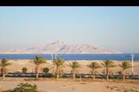Hotel Three Corners Palmyra - widok z hotelu