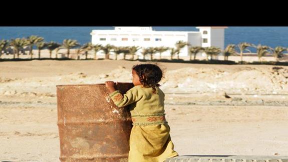 Mala beduinka