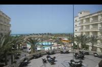 Hotel Hawaii Riviera Aqua Park - ZDJĘCIA HOTELU ZROBIONE ZE STOŁÓWKI