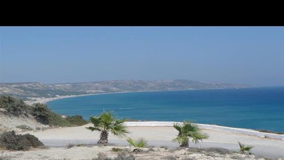 Plaża w Marmari