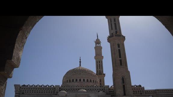 Meczet w Sharm el Sheikh