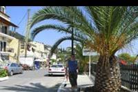 Hotel Riviera Beach - ulica miasteczka, blisko hotelu