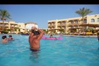Hotel Desert Rose Resort - basen dla dzieci i dorosłych