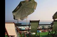Hotel Pinkovi - Taras dla gości.