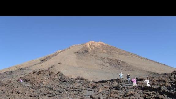 wycieczka fakultatywna na wulkan teide