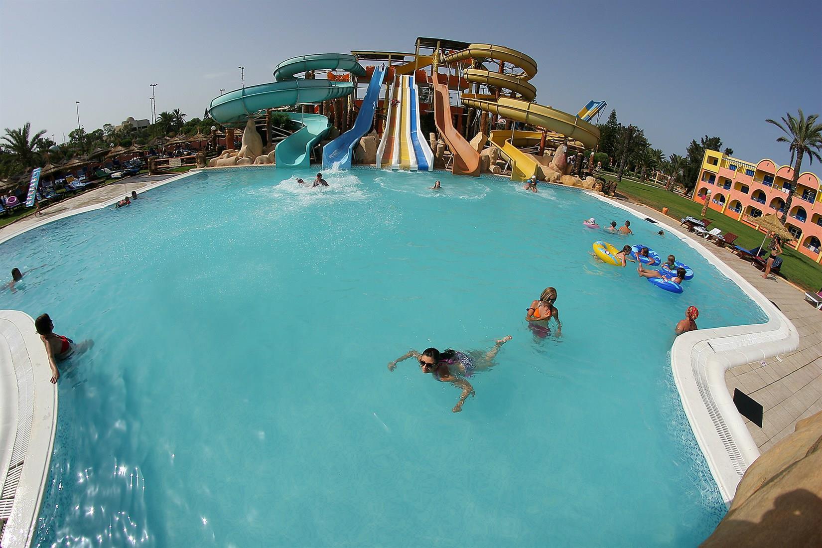 Тунис отель карибиан ворлд монастир фото