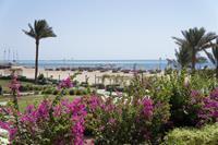Hotel Rixos Premium Magawish - widok z tarasu głównej restauracji
