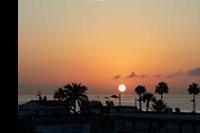 Playa del Ingles - wschód słońca