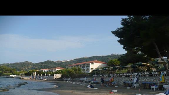 plaża w Argassi