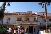 Hotel Ilyssion - Wejscie do hotelu.