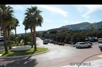 Hotel Imperial Belvedere - teren przed wejsciem do hotelu