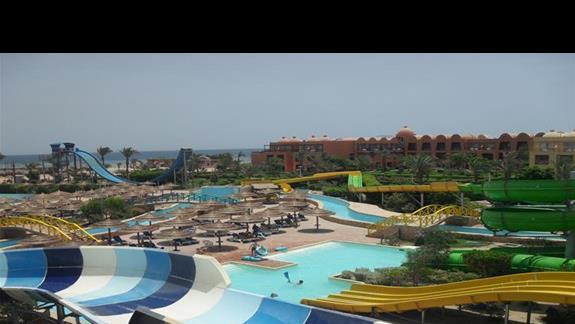 aquapark i plaża