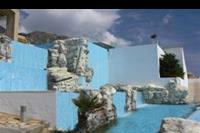 Hotel Mitsis Blue Domes Exclusive Resort & Spa - Wodospad.