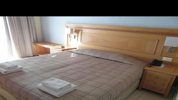 Hotel Geraniotis - pokój standardowy