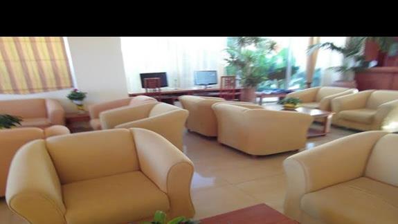 Hotel Castro - lobby