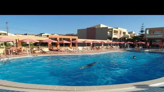 Hotel Castro - basen