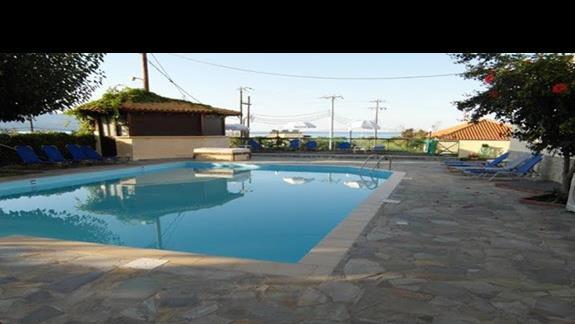 Hotel Adelais - basen relaksacyjny