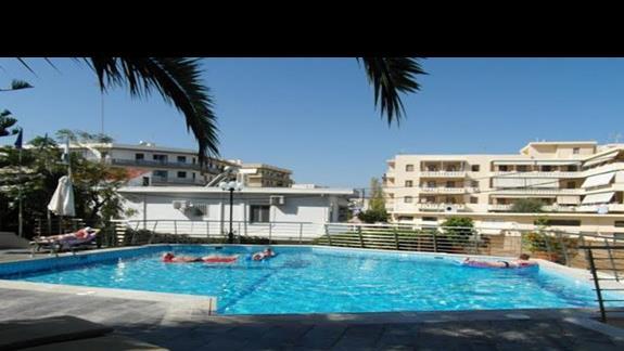 Hotel Minos - basen relaksacyjny