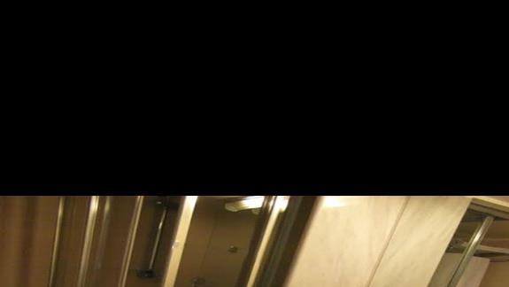 Hotel Minos - łazienka