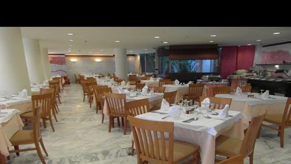 Hotel Minos - restauracja