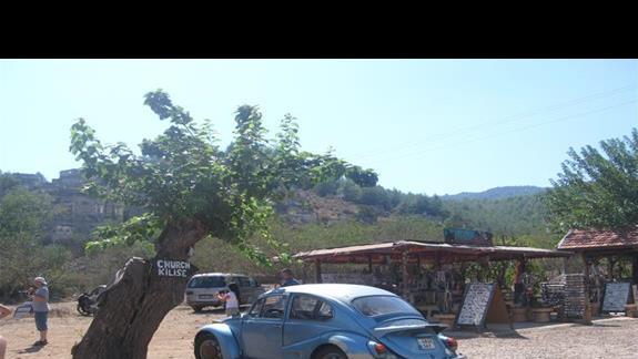 wizyta w opuszczonej wsi Kayaköy