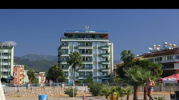 Hotel z plazy