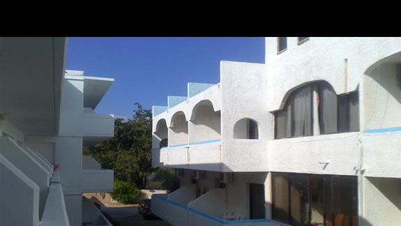 EVI - widok z balkonu