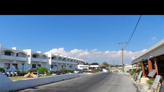 Faliraki - centrum