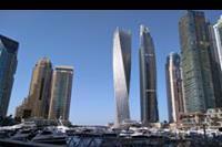 Dubaj - centrum Dubaju