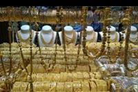 Dubaj - sklepy ze złotą biżuterią to jedna z atrakcji Dubaju