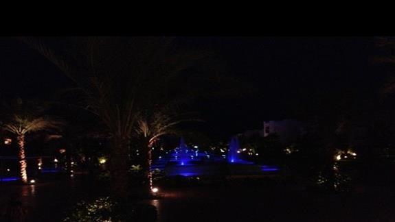 Widok w nocy