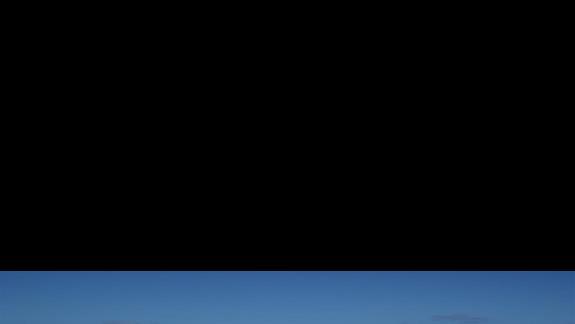 cienie palm na plaży Bavaro