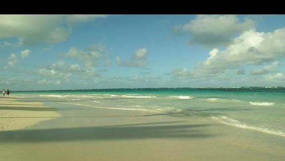 ze spacerów brzegiem plaży