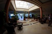 Hotel The Three Corners Sea Beach - Lobby w hotelu Three Corners Triton Sea Beach