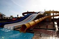 Hotel The Three Corners Sea Beach - Zjeżdżalnie w hotelu Three Corners Triton Sea Beach