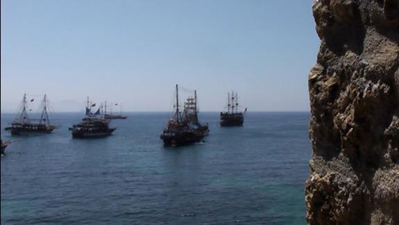 Atak piratów