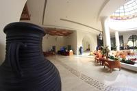 Hotel Hilton Marsa Alam Nubian Resort - Lobby w hotelu Hilton Marsa Alam Nubian Resort